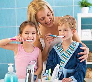 Oral Hygiene for Kids.