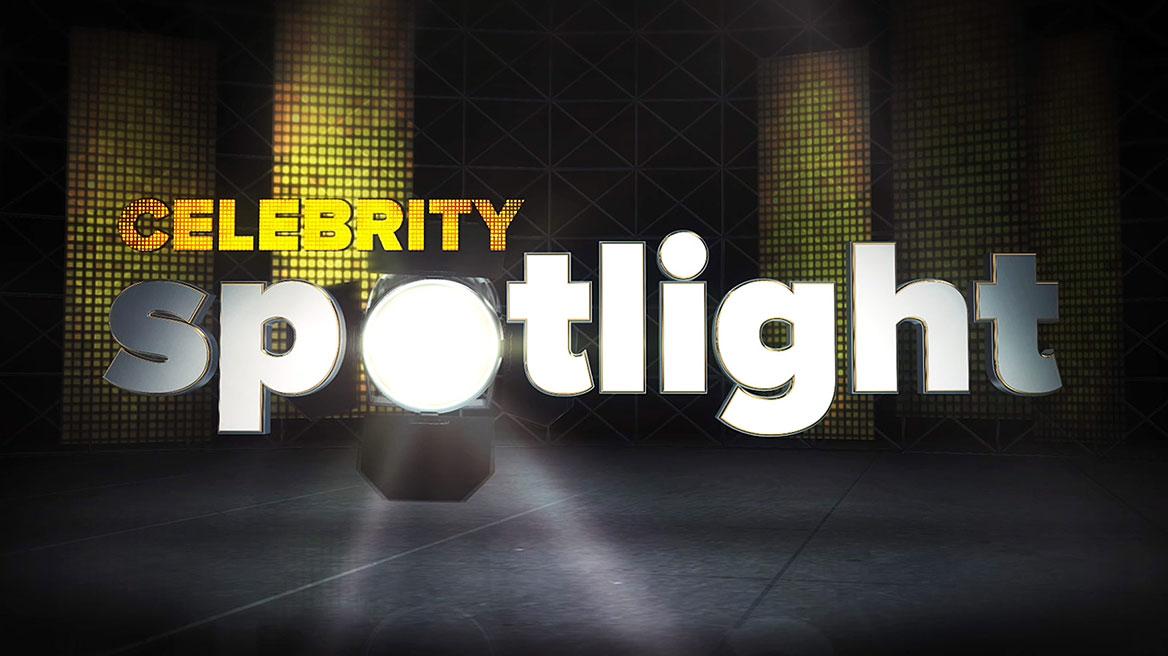 Celebrity Spotlights.