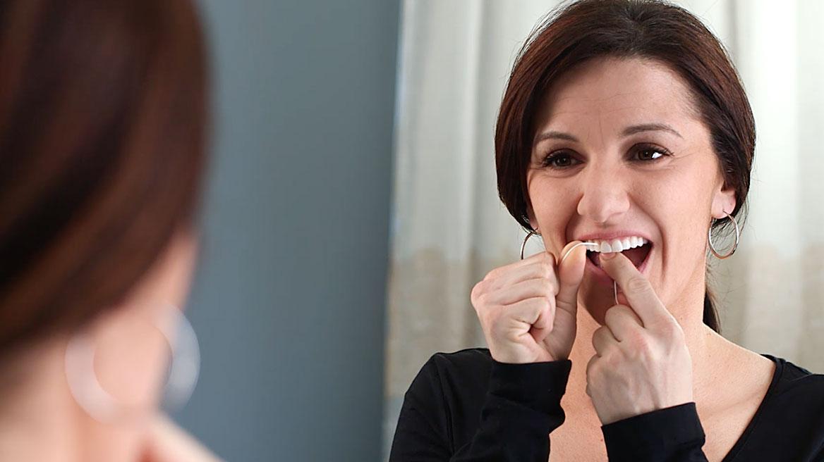 Oral Hygiene Instruction.