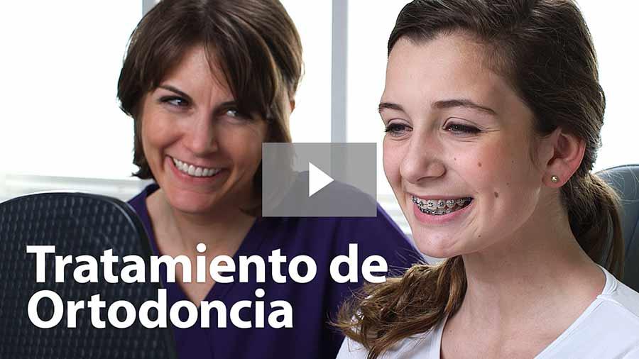 Tratamiento de ortodoncia.