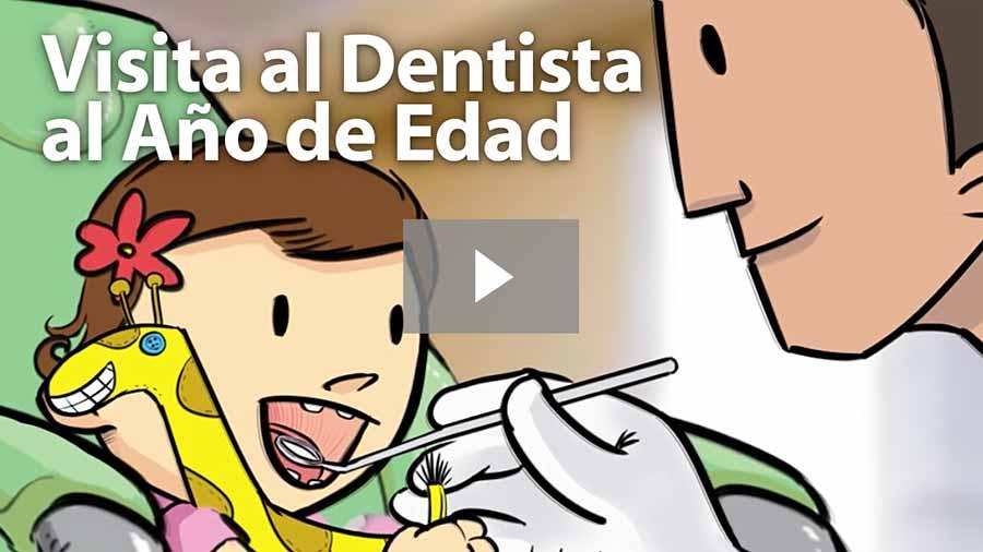 La Primera Visita de su Hijo al Dentista.