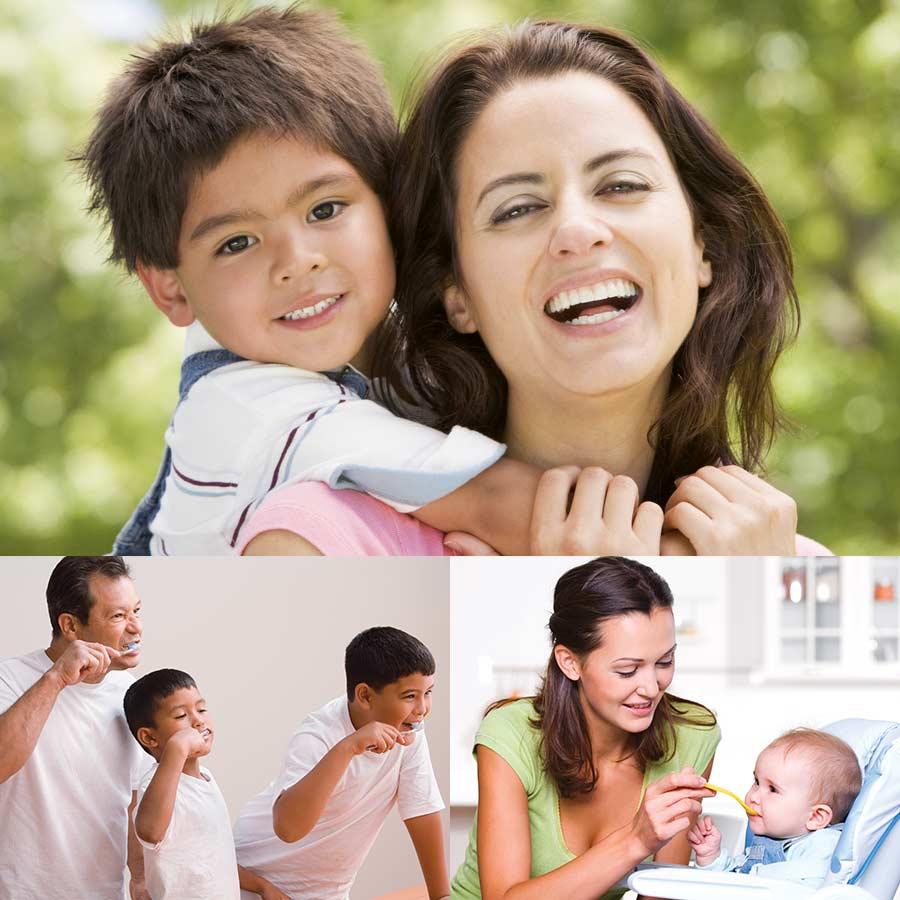 La Higiene Oral de los Niños.