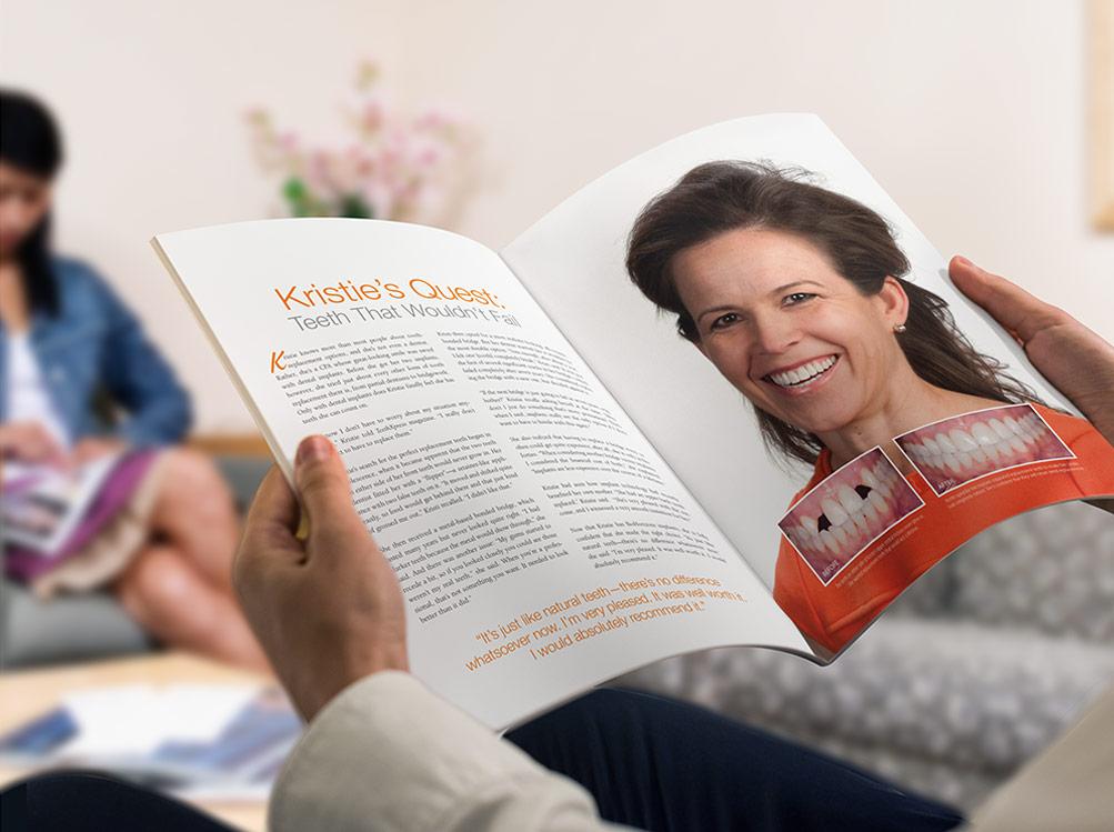 TeethXpress Magazine Case Example